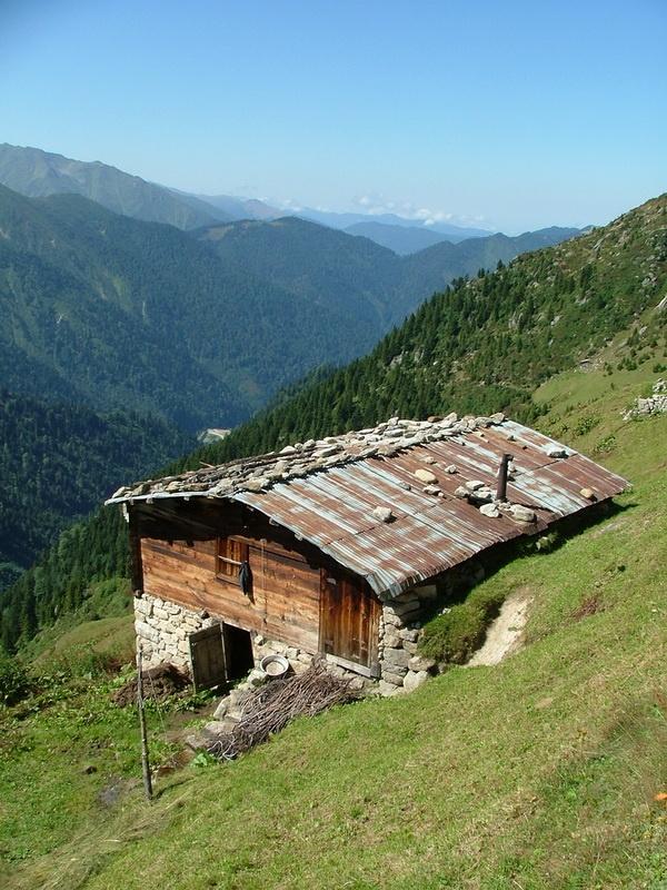 Doğu Karadeniz Yaylaları - the mountain pastures of the Eastern Black Sea region