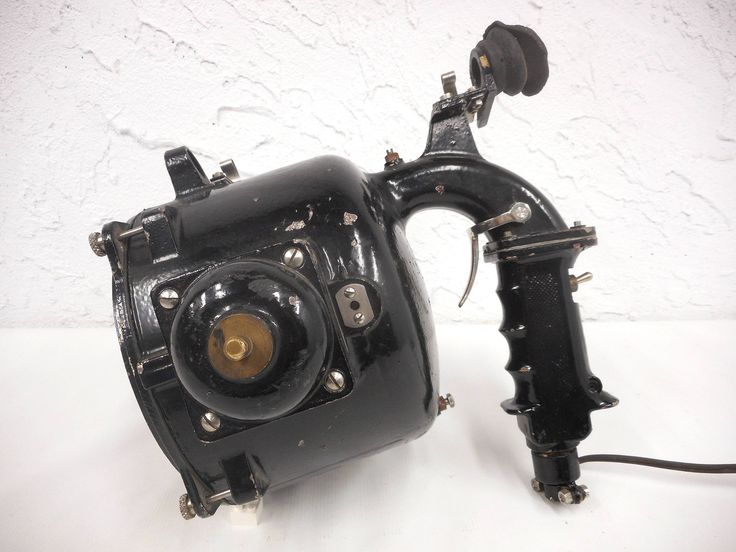 Vintage WWII 1940's Navy Army Morse Code Aldis Signal Lamp Spotlight, Spare Lens, Wood Box, Hand Held, Portable