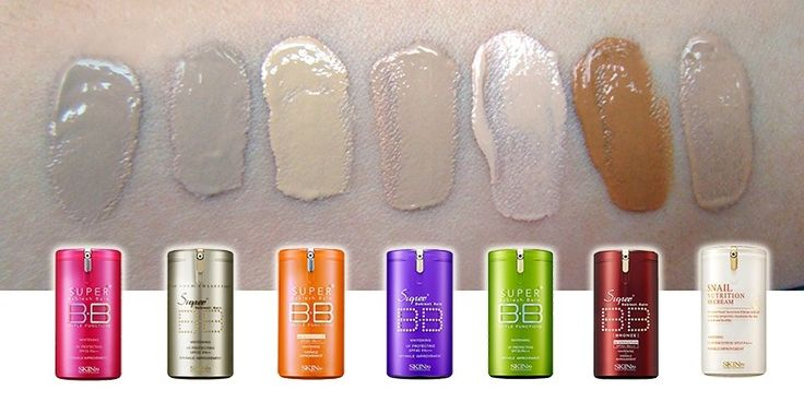 Skin79 Super Plus BB Cream Purple - Style Story