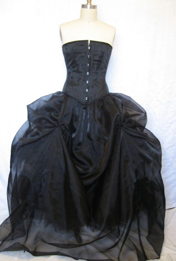 The Secret Boutique Marie Antoinette Sheer Organza Skirt. $114.99, via Etsy.