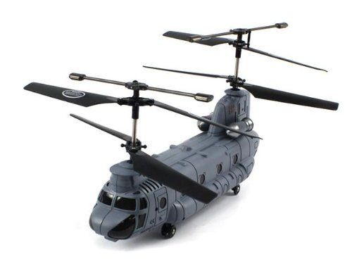 Syma NEW S34 3 Channel Remote Helicopter - Flying Chinook Model R/C Heli W LCD Control Screen (Grey)  Price : $49.95 http://www.metrofulfillmenthouse.com/Syma-NEW-Channel-Remote-Helicopter/dp/B00APR4DU6