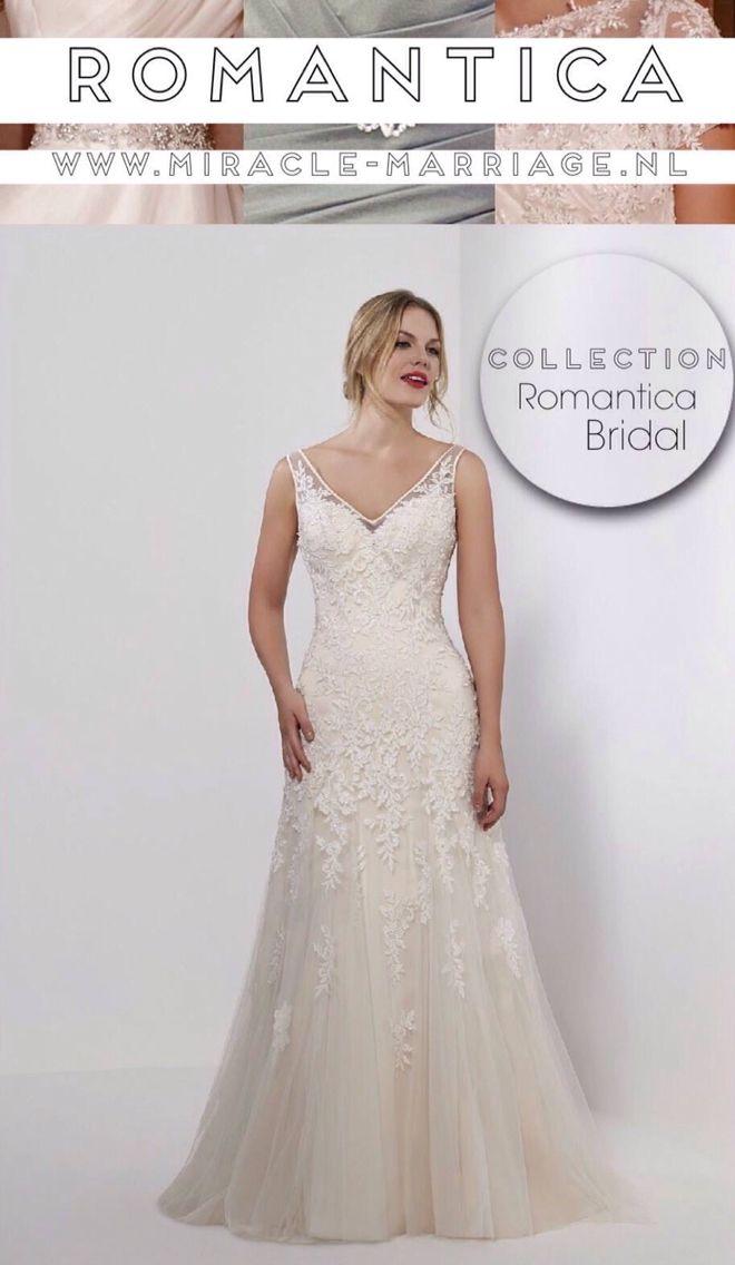 #miracleontwerpers Romantica Bridal #romantica #bruid