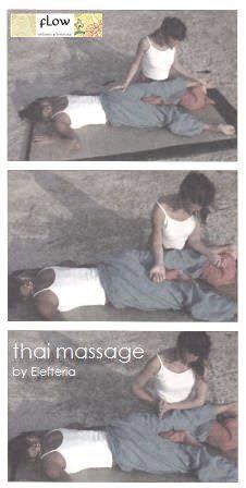 Ελευθερία Μαντζώρου - Η κήλη μεσοσπονδύλιου δίσκου αποτελεί σύνηθες πρόβλημα, ιδίως για άτομα άνω των 30 ετών. Παρότι η συμβατική φυσιοθεραπεία προσφέρει σημαντική ανακούφιση, πολλοί ασθενείς καταφεύγουν στο thai massage (συνήθως μετά από σύσταση), μιας και το τάι μασάζ  επιμηκύνει και εξισοροπεί ακόμα και τους μύες που βρίσκονται σε βαθιά επίπεδα (συγκριτικά με την Σουηδική μάλαξη, η οποία απευθύνεται κυρίως στα πιο επιφανειακά μυϊκά στρώματα).