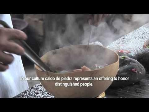 Stone soup (English subtitles)   Caldo de Piedra: Sabor Chinanteco