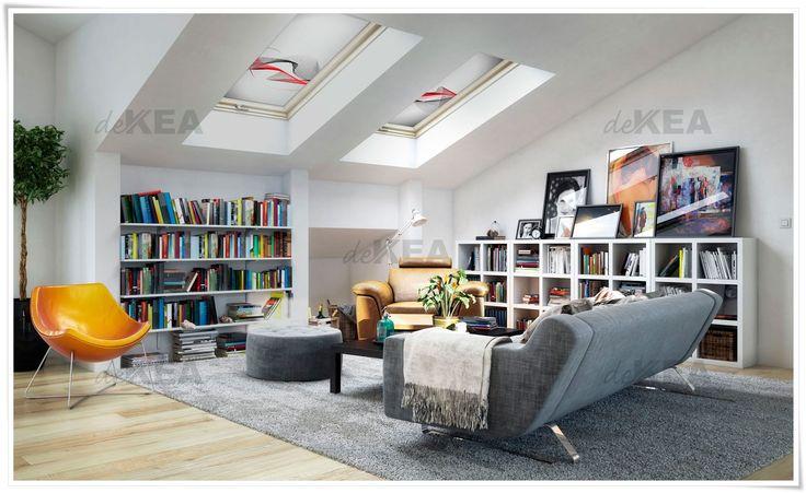 Rolety dachowe deKEA z pieknymi grafikami. Do okien Fakro, Velux, Roto, Okpol i innych. Setki wzorów do wyboru