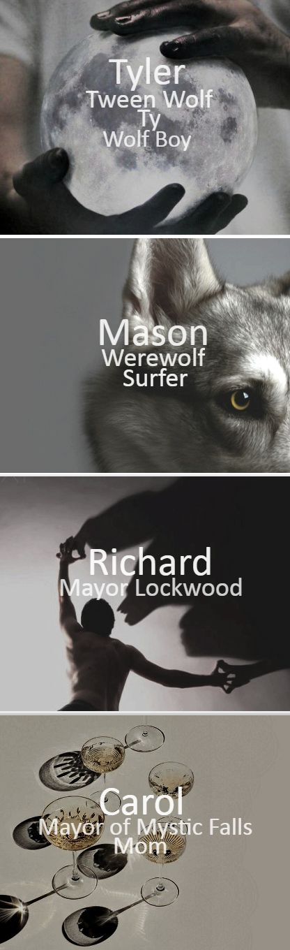 TVD characters _Tyler/Mason/Richard/Carol_ - The Lockwood Family - Work: D.A.