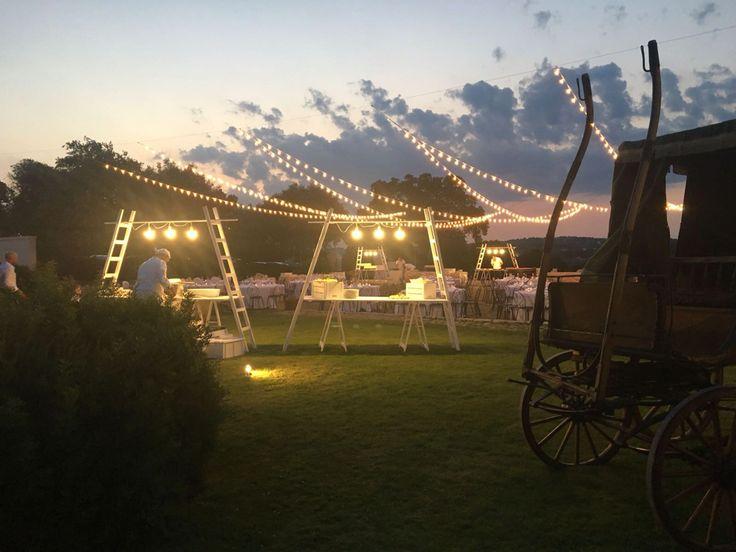 Wedding planner Puglia #blueiriseventi Magic atmosphere in valle d'itria. Apulian wedding