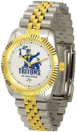 UCSD Tritons Executive Men's Watch