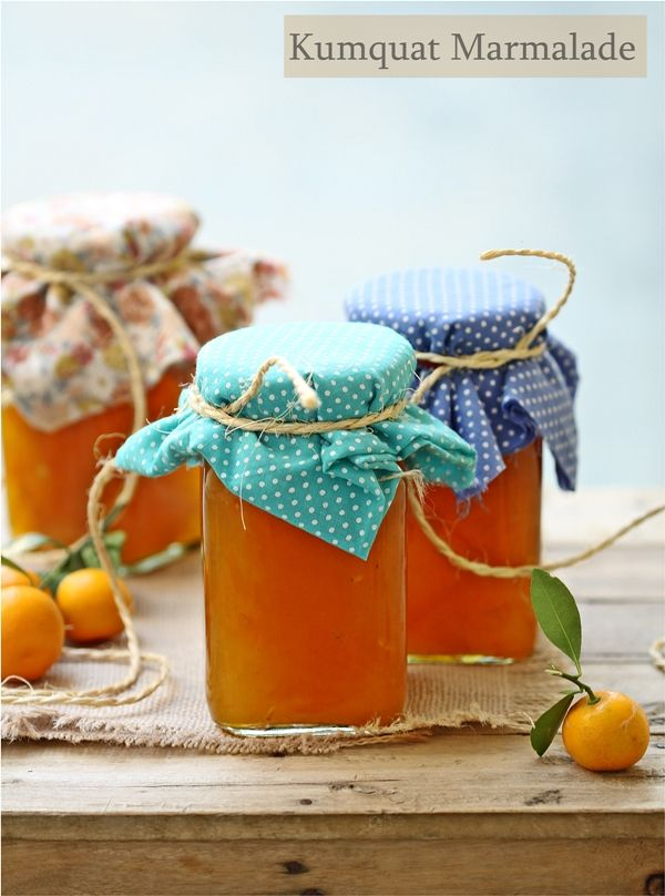 Kumquat Marmalade, squeeze over sieve, reserving seeds. Keeping seeds in sack, cook with fruit, acts as pectin