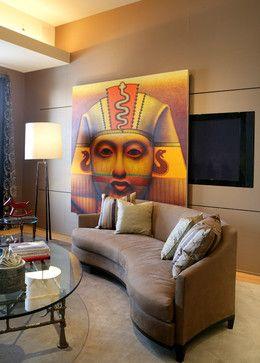 Sustainable Long Island Residence - modern - living room - new york - Narofsky Architecture + ways2design