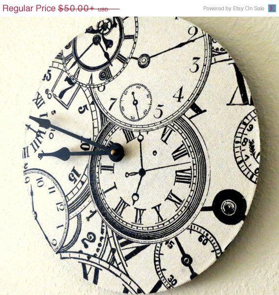 Alice Ain Wonderland Clock Unique Wall Clock Home And