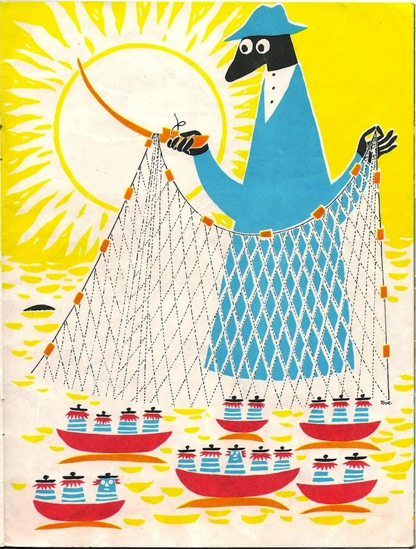 Who Will Comfort Toffle, Tove Jansson
