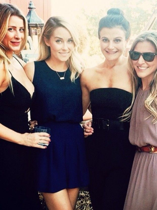 Lauren Conrad reveals her wedding guest style do's and don'ts. via @WhoWhatWear