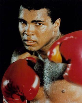 1942年アメリカのボクサー。ローマオリンピックボクシングライトヘビー級金メダル獲得したモハメド・アリ。歴代ボクサー
