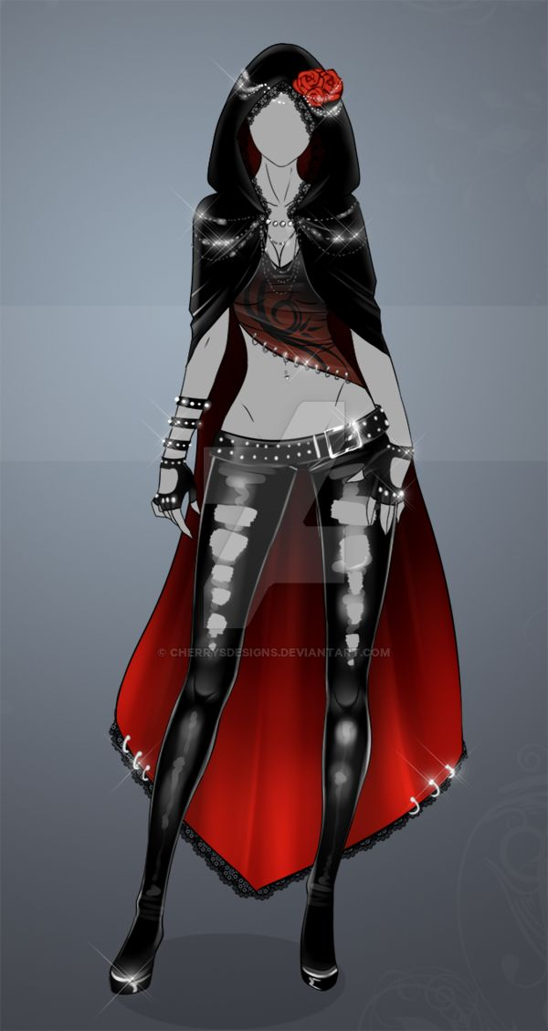 [ OPEN ] Outfit Adopt 471 by CherrysDesigns.deviantart.com on @DeviantArt