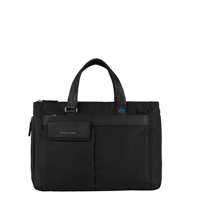 Cartella Piquadro sottile porta pc 15'' Cartesio CA1618S74 #piquadro #work #bags #fashion