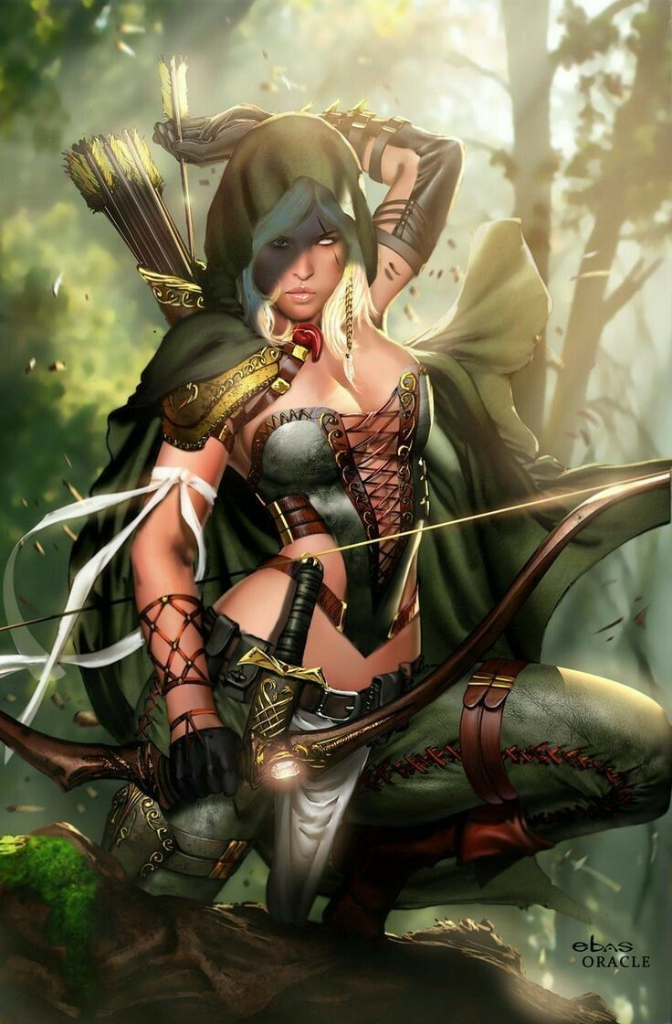 Female Warrior Stock Photos And Images