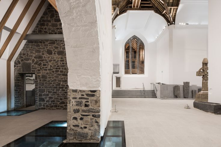 Gallery of Medieval Mile Museum Kilkenny Ireland / McCullough Mulvin Architects - 21