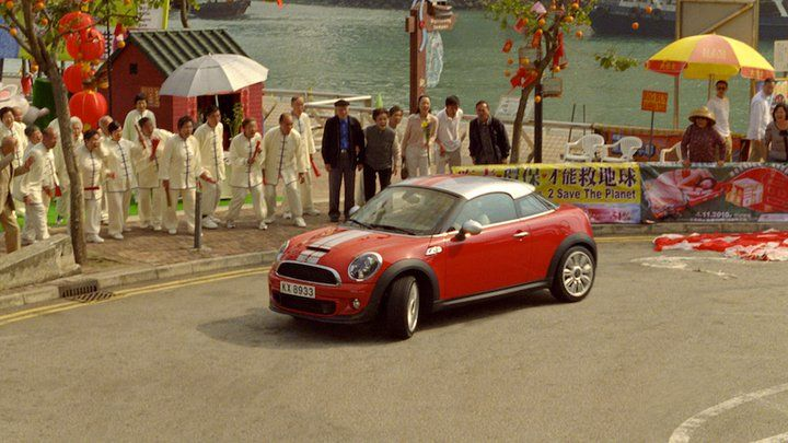 Mini Coupe - why?