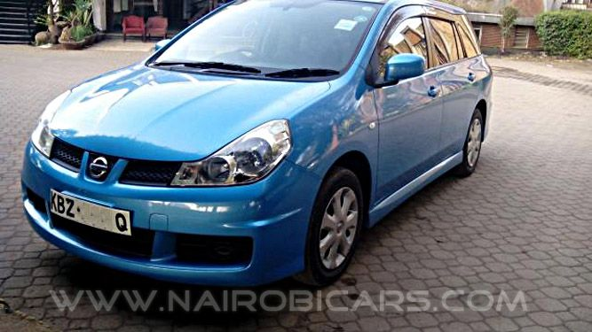 Best prices on new and used cars in Kenya @ www.nairobicars.com 2007 Nissan wingroad http://www.nairobicars.com/views/Nissan_wingroad_Station%20Wagon_2007-653/