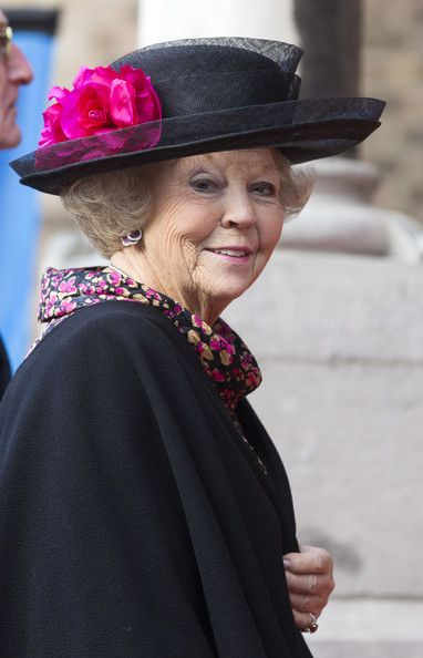 Princess Beatrix of The Netherlands on November 30, 2013 in The Hague, Netherlands.