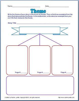 54 best ELA R.2 Theme / Central Idea images on Pinterest   School ...