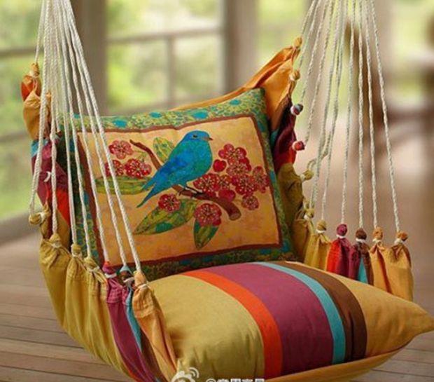 b☮h☮ / #boho #ethnic #folk - Swing Chair