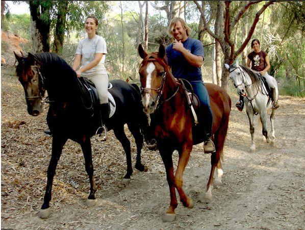 Horseback riding Los Angeles