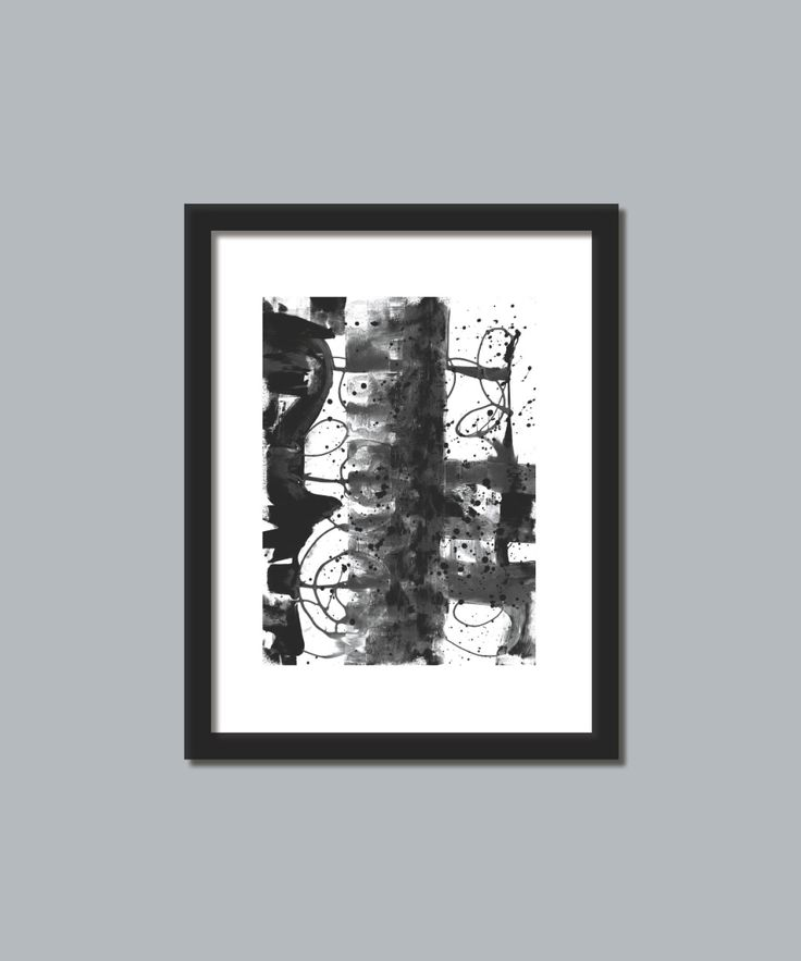 black and white art 1  black and white 3 modern art print abstract picture poster wall decor contemporary this print would be beautiful to add to your home or business and brings a modern esthetic www.etsy.com/shop/loonhouse
