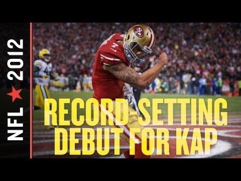 49ers vs Packers 2013: Behind Kaepernick's Record-Setting Night, San Francisco Trounces Pack 45-31