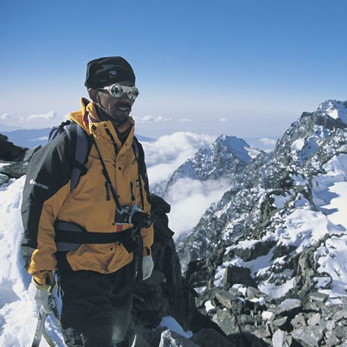Sherpa Gombu. Nepal