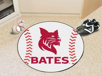 Baseball Mat - Bates College Bobcats
