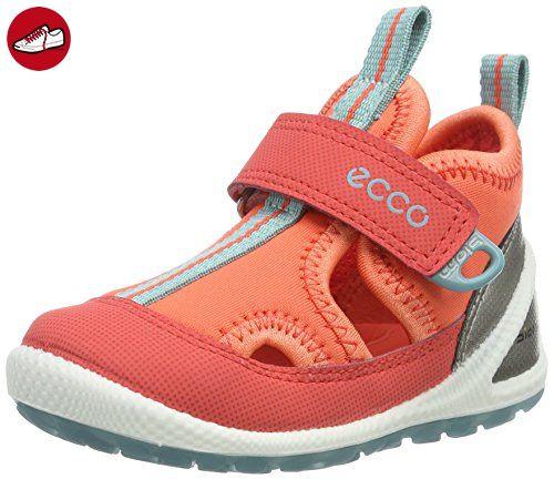 Ecco Baby Mädchen Biom Lite Infants Lauflernschuhe, Orange (50224coral Bush/Coral Blusch-Co.Blusch), 20 EU (*Partner-Link)