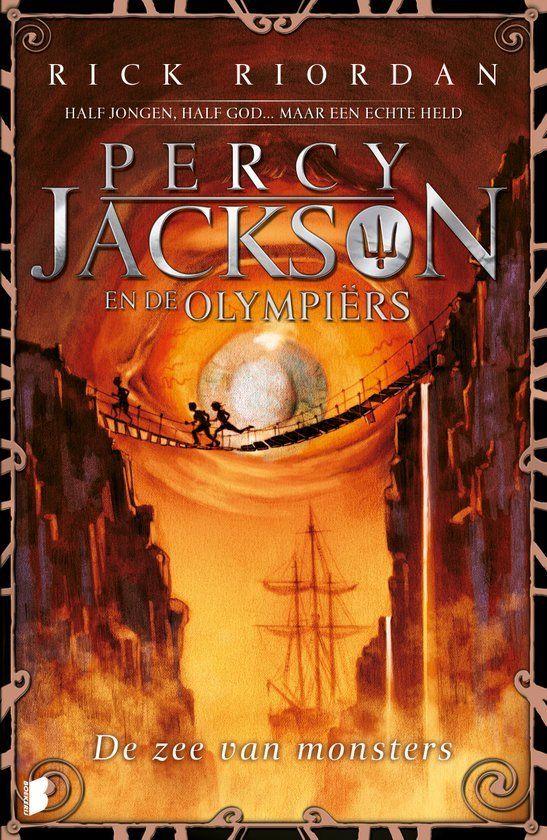 Boekentip!  De zee van monsters deel 2 van Percy Jackson en de Olympiërs  Als de boom van Thalia vergiftigd raakt, vervagen de magische grenzen die Kamp Halfbloed beschermen tegen woeste monsters. Percy onderneemt samen met zijn vrienden een gevaarlijke reis over de Zee van Monsters op zoek naar het tegengif, maar de klok tikt en Percy heeft maar enkele dagen de tijd...  Via onderstaande link kun je het boek bestellen of andere boekentips bekijken.