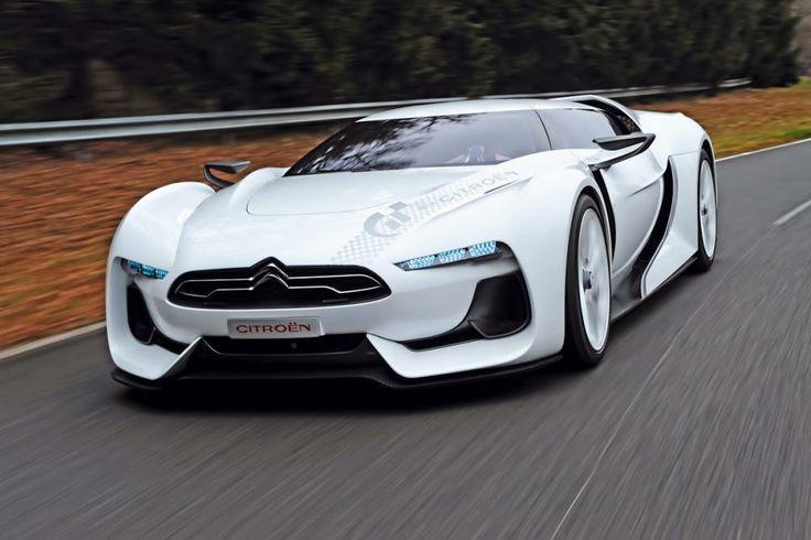 GT by Citröen - Dream Cars. 70 años de coches de ensueño