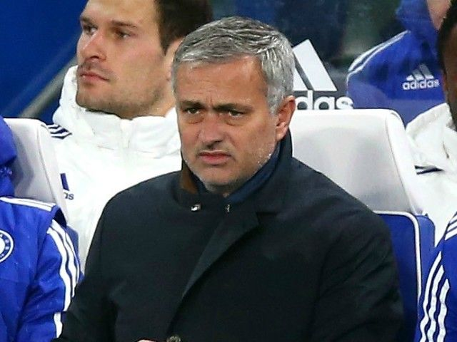 Manchester United deal stalls because Chelsea still own Jose Mourinho's name