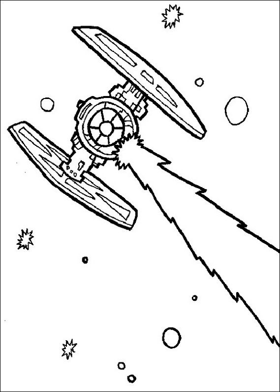 20 best coloring pages images on pinterest star wars for Star wars x wing coloring pages