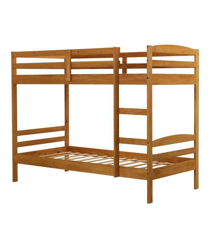 buy josie shorty bunk bed frame natural at argoscouk your