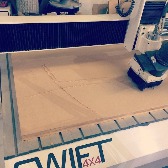 Define Concepts with their Laguna CNC Swift 4x4 #cnc #cncrouter