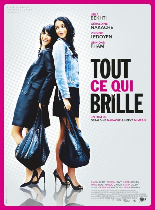 This french film 'Tout ce qui brille' is just so chic! A must watch