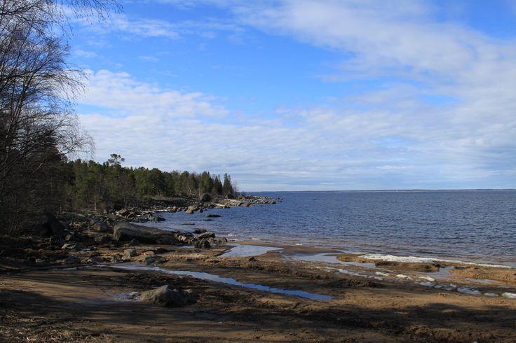 Valkohieta, Kokkola, Suomi