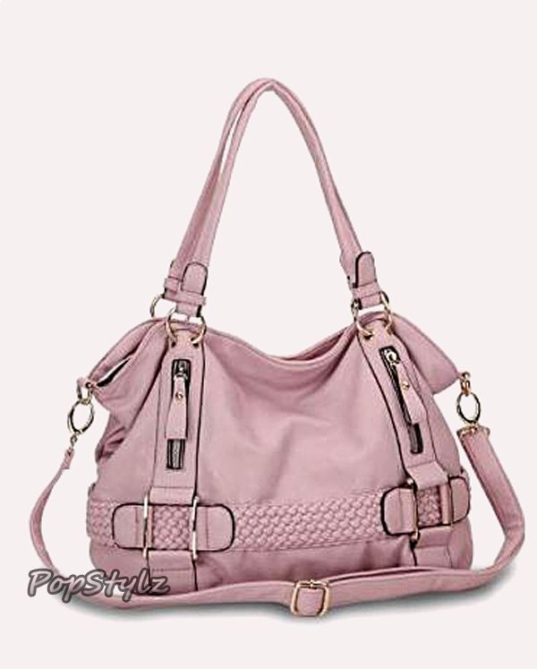 Mg Collection Pink Hobo Shoulder Handbag Have This One And I Love It Only 35 On Obsession In 2018 Pinterest Purses Bags Handbags