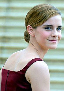 I see Emma Watson as Hermia. I think this because she is beautiful and does what she thinks is good. She also is okay with going against what others say.