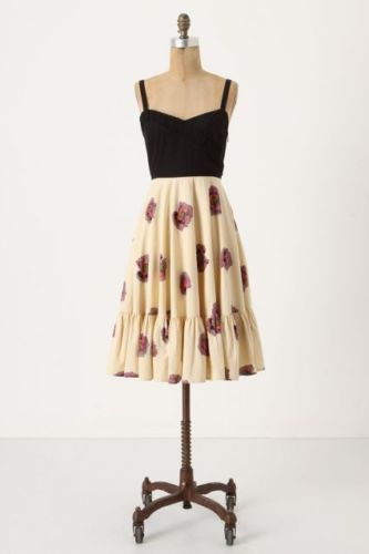 Anthropologie Night & Day Dress -SALE!! - This Yummy  Vouge Fashion just sold on Wrhel.com Want to know what she paid for it? Check it out.