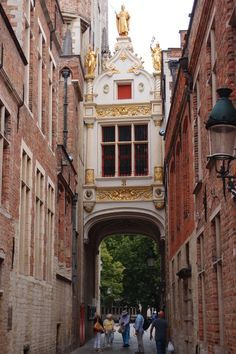 Blinde Ezelstraat (Brujas) #brugge #bruges #belgium #belgica #brujas #europe #europa