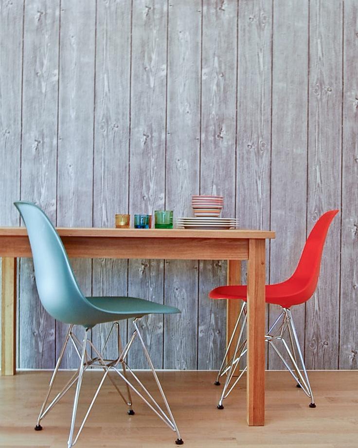Plank grå  #wallpaper