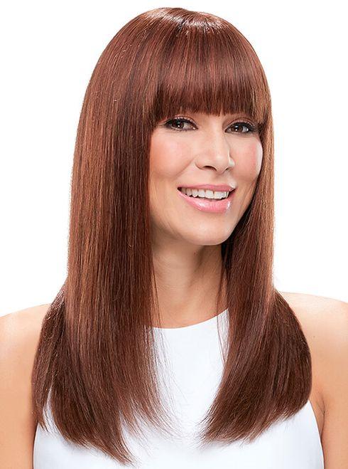 Lea Remy Handtied Mono Human Hair Wig #wigs #smartlacewigs #wigsforwomen