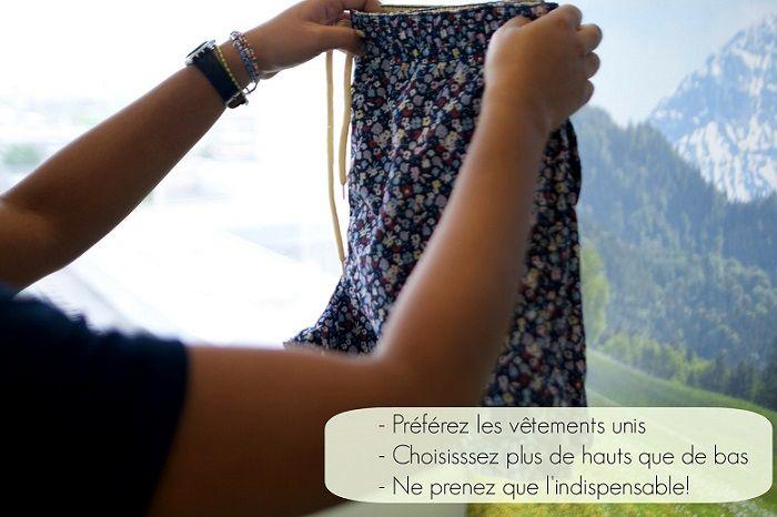 1000 idées sur le thème Conseils Pour Faire Sa Valise sur Pinterest ...