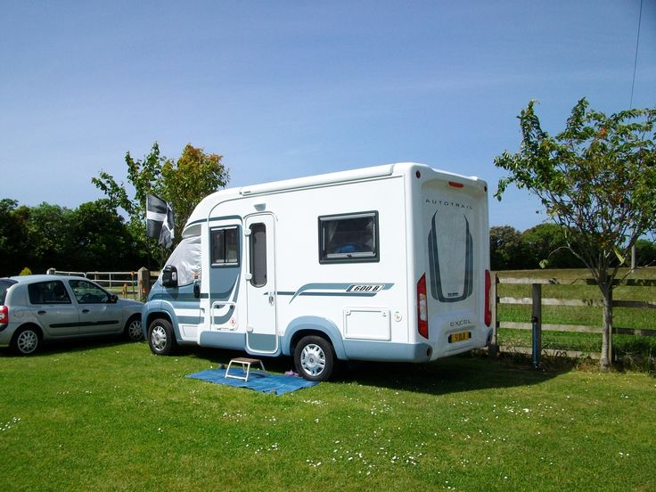 Higher Golla Touring & Caravan Park, Penhallow, Perranporth, Cornwall. England. UK. Travel. Holiday. Camping. Caravanning. Family.