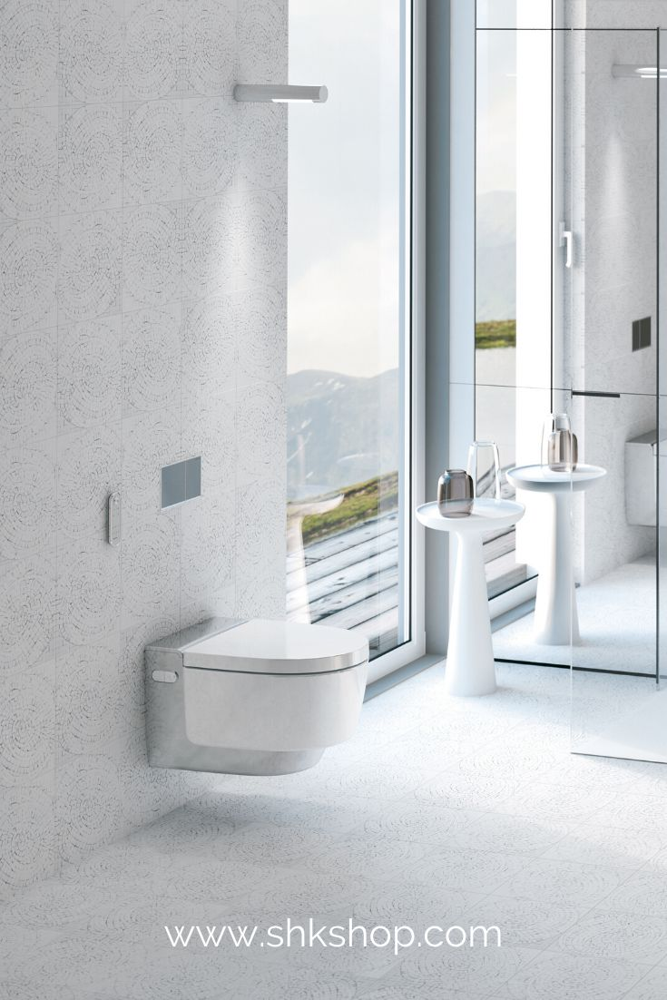 Geberit Aquaclean Mera Comfort Wc Komplettanlage Up Wand Wc In
